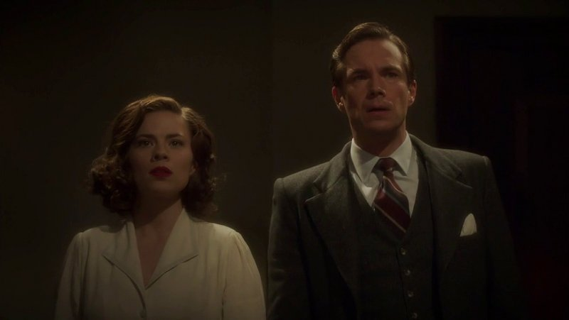 Agent Carter   Peggy  Jarvis