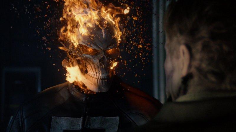 Ghost Rider Agents Shield Season 4