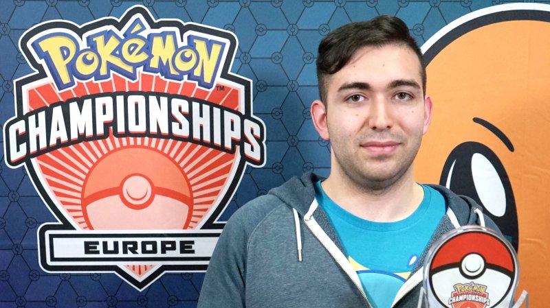 Pokemon Europe International Championships 2019 Flavio Del Pidio