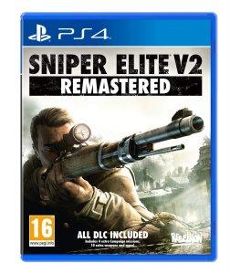 Sniper Elite V2 Remastered per PlayStation 4