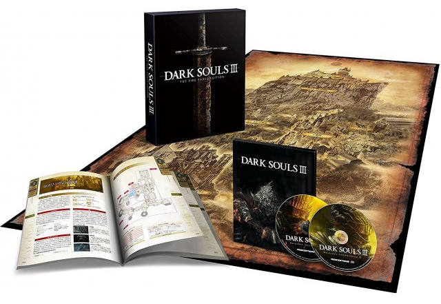 Dark Souls Iii The Fire Fades Edition