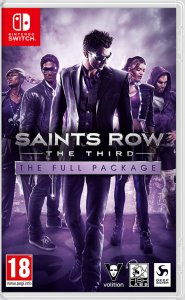 Saints Row: The Third - The Full Package per Nintendo Switch