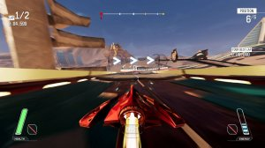 Redout per Nintendo Switch