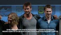 """Avengers: Endgame - Video diario """"La fine è parte del viaggio: Thor"""""""