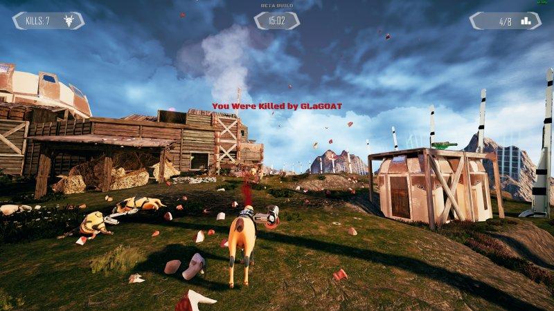 Goat Of Duty 04