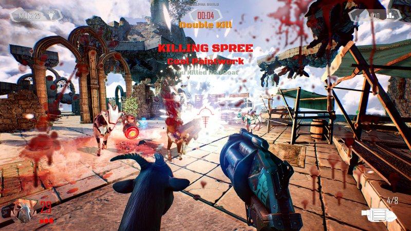 Goat Of Duty 11