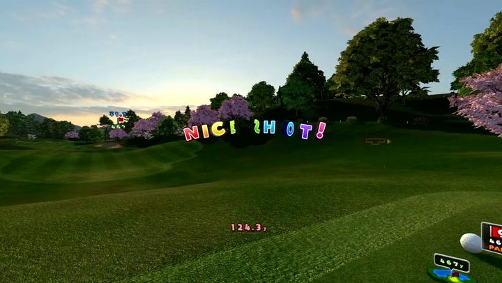 59431 Everybodys Golf Vr Trailer Live Action