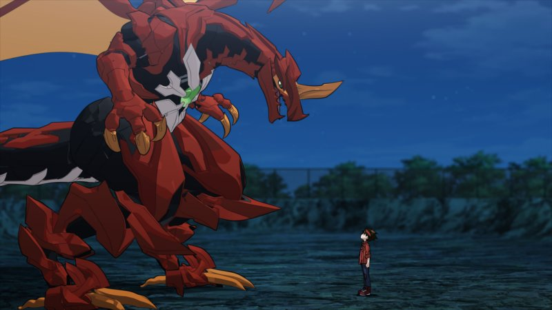 Bakugan Battle Planet Recensione 101A C132