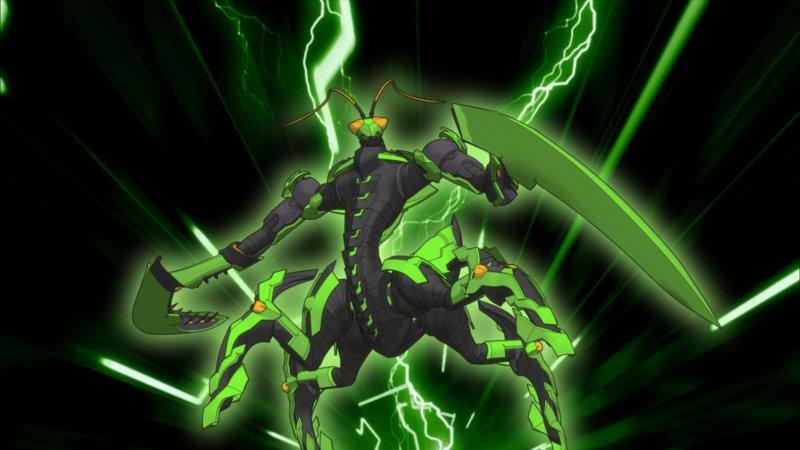 Bakugan Battle Planet Recensione 102A C084