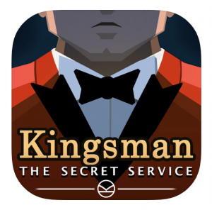 Kingsman: The Secret Service per iPhone