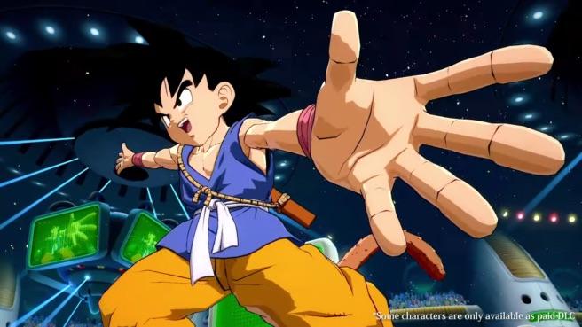 Dragon Ball Fighterz Goku Gt 656X369