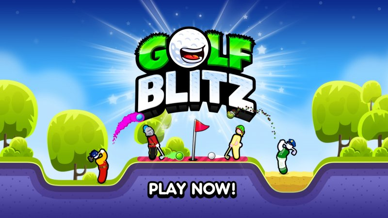 Golf Blitz 3