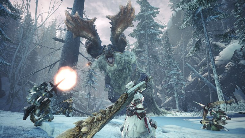 Monster Hunter World Iceborn 2