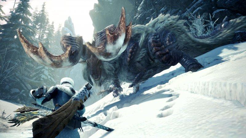 Monster Hunter World Iceborn 3