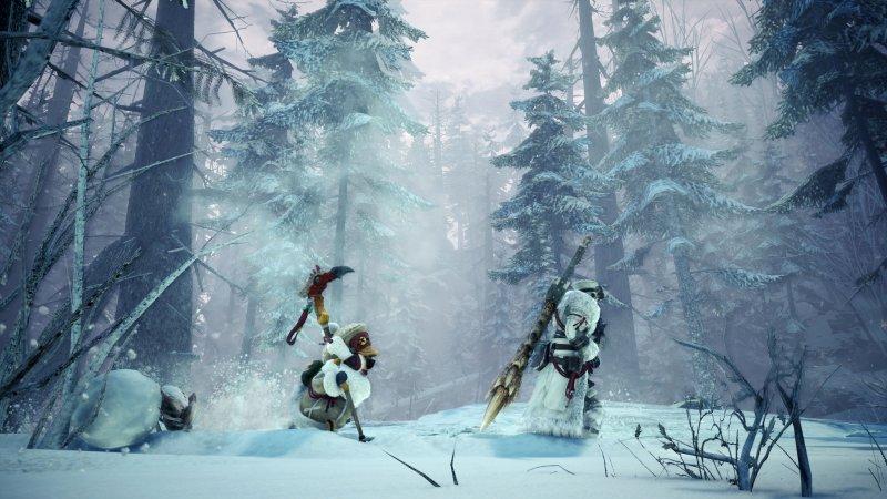 Monster Hunter World Iceborn 9