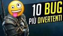 I migliori bug e glitch dei giochi PS4 e Xbox One