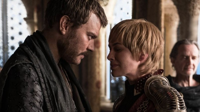 1557488949 Pilou Asbkto Left And Lena Headey Right In Hbos Game Of Thrones