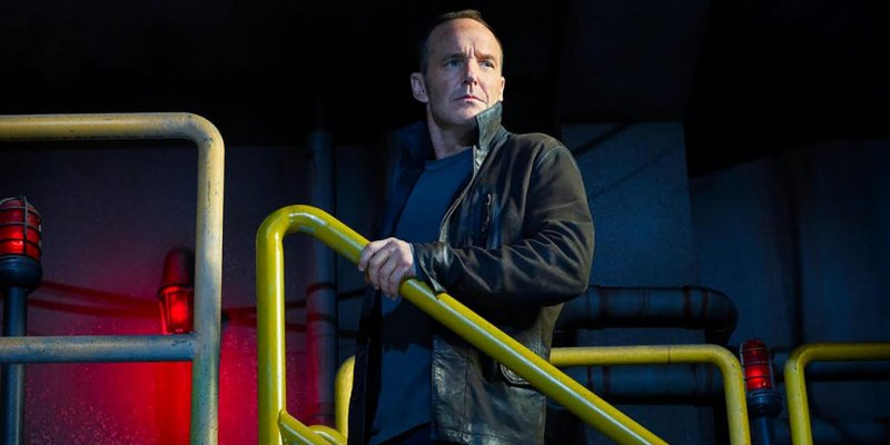 Agents Of Shield Coulson Feature