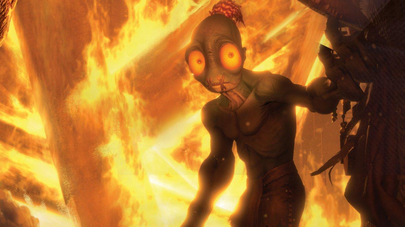 Risultato immagini per Oddworld: Soulstorm