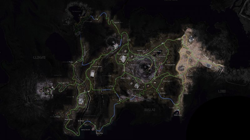 4  Final Fantasy Xv Map