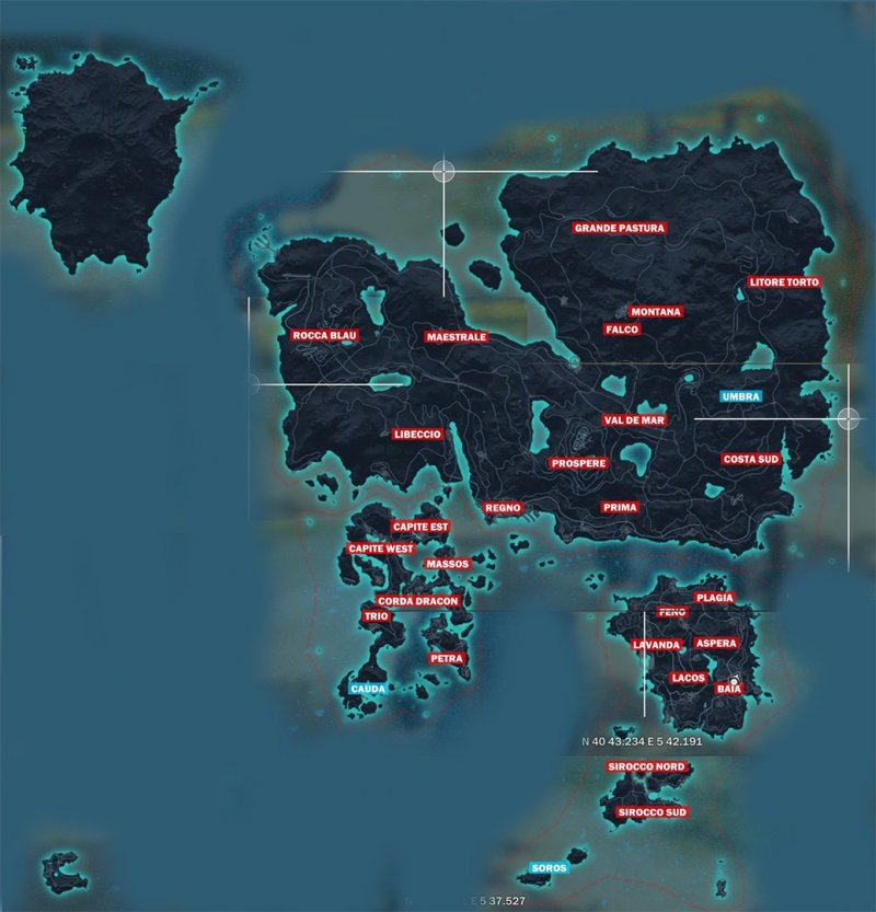 6 Just Cause 3 Full World Map