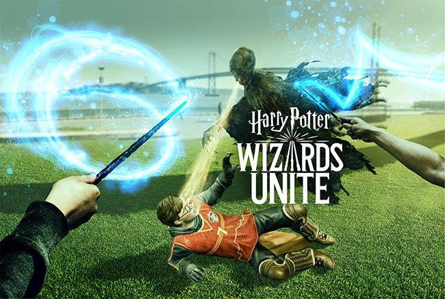 Harry Potter Wizards Unite Promo