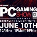 Epic Games Store sarà sponsor esclusivo del PC Gaming Show dell'E3 2019