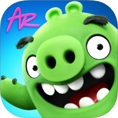 Angry Birds AR: Isle of Pigs per iPhone