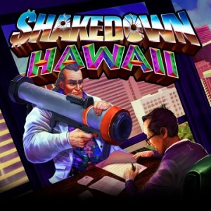 Shakedown: Hawaii per PlayStation Vita