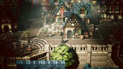 Octopath Traveler turns three today, Square Enix promises a new journey