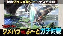 Granblue Fantasy Versus - Daigo Umehara affronta Fuudo