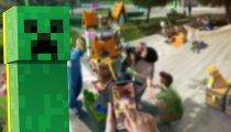 Minecraft Earth, il mondo diventa cubettoso!