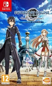 Sword Art Online: Hollow Realization per Nintendo Switch