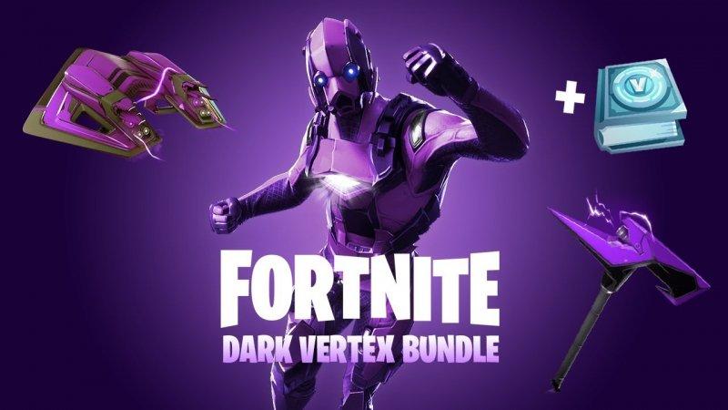 Fortnite Bundle Vertex Oscuro Xbox One S 1