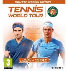 Tennis World Tour: Roland-Garros Edition per PlayStation 4