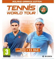 Tennis World Tour: Roland-Garros Edition per PC Windows