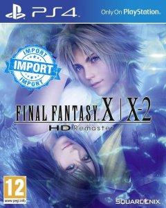 Final Fantasy X | X-2 HD Remaster per PlayStation 4