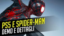 Spider-Man su PlayStation 5: demo mostrata e dettagli su PS5
