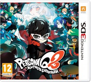 Persona Q2: New Cinema Labyrinth per Nintendo 3DS