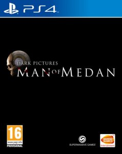 The Dark Pictures - Man Of Medan per PlayStation 4