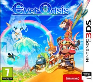 Ever Oasis per Nintendo 3DS