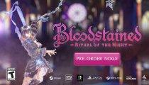 Bloodstained: Ritual of the Night - Il trailer delle prenotazioni