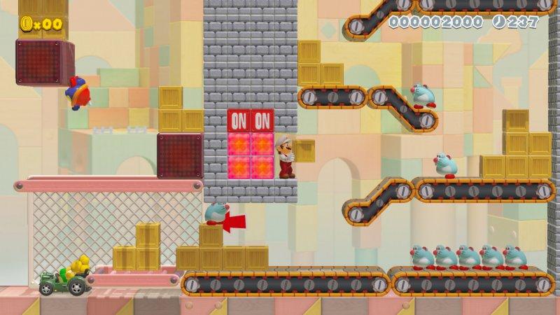 Super Mario Maker 2 1