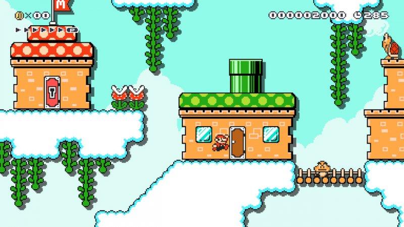 Super Mario Maker 2 8