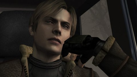 Resident Evil 4 Remake: symbol of the game identified in the PlayStation Showcase commercial