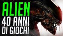 Alien: 40 anni di videogiochi