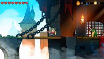 Wonder Boy The Dragon's Trap - Il trailer di lancio della versione mobile