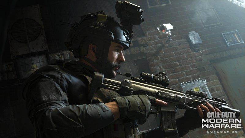 Call Of Duty Modern Warfare 01
