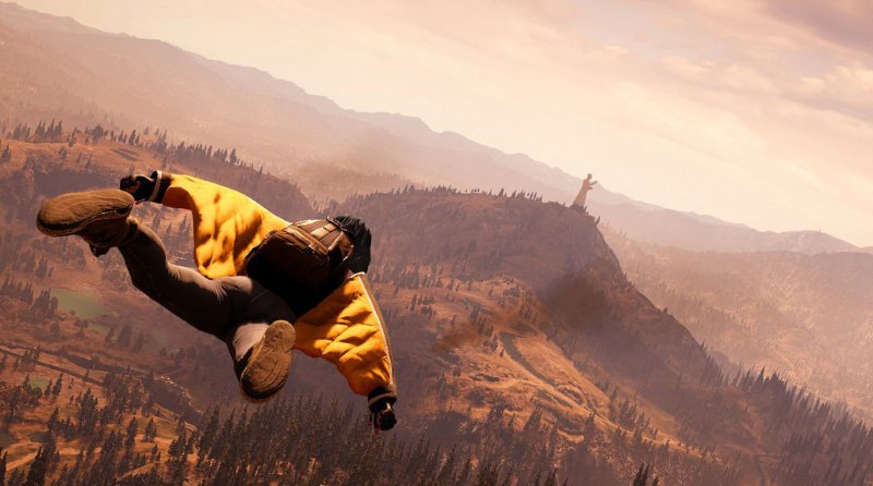 Far Cry 5 Wingsuit