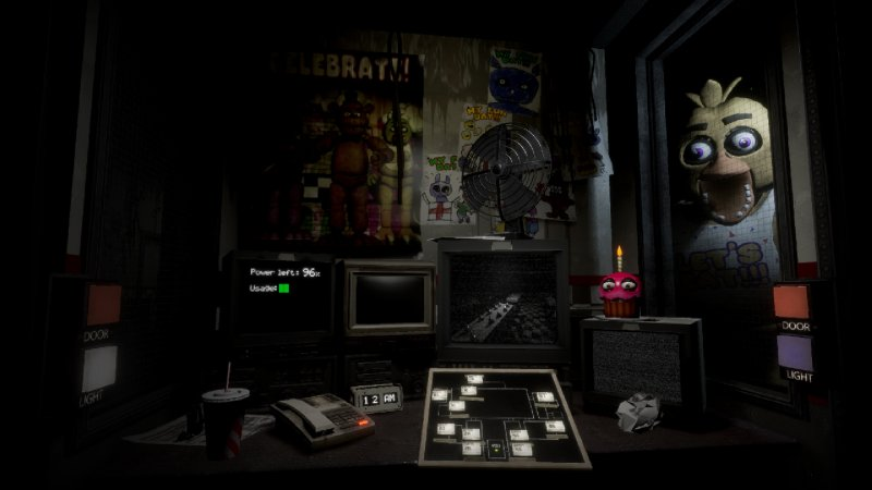 Five Nights At Freddys Vr 4